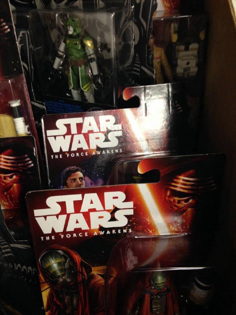 Lot Of Star Wars Figures - 2