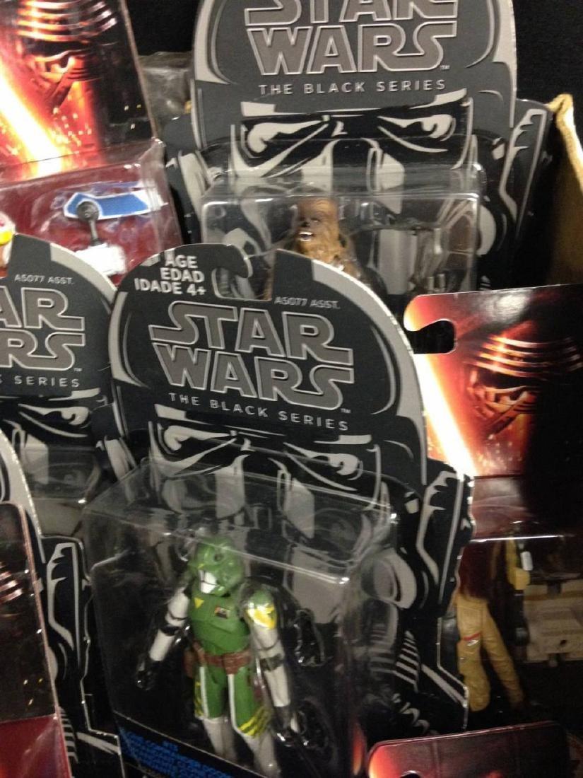 Lot Of Star Wars Figures - 3
