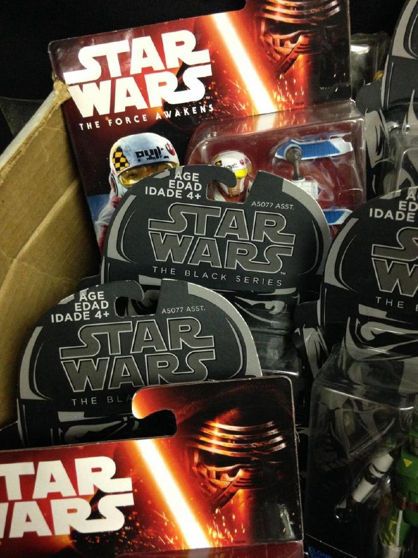 Lot Of Star Wars Figures - 4