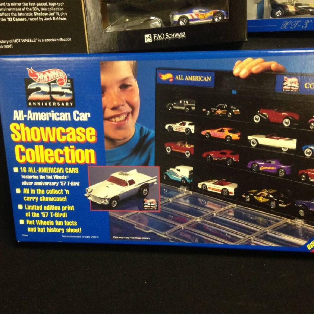 Lot Of Collector Hot Wheel Sets - 2