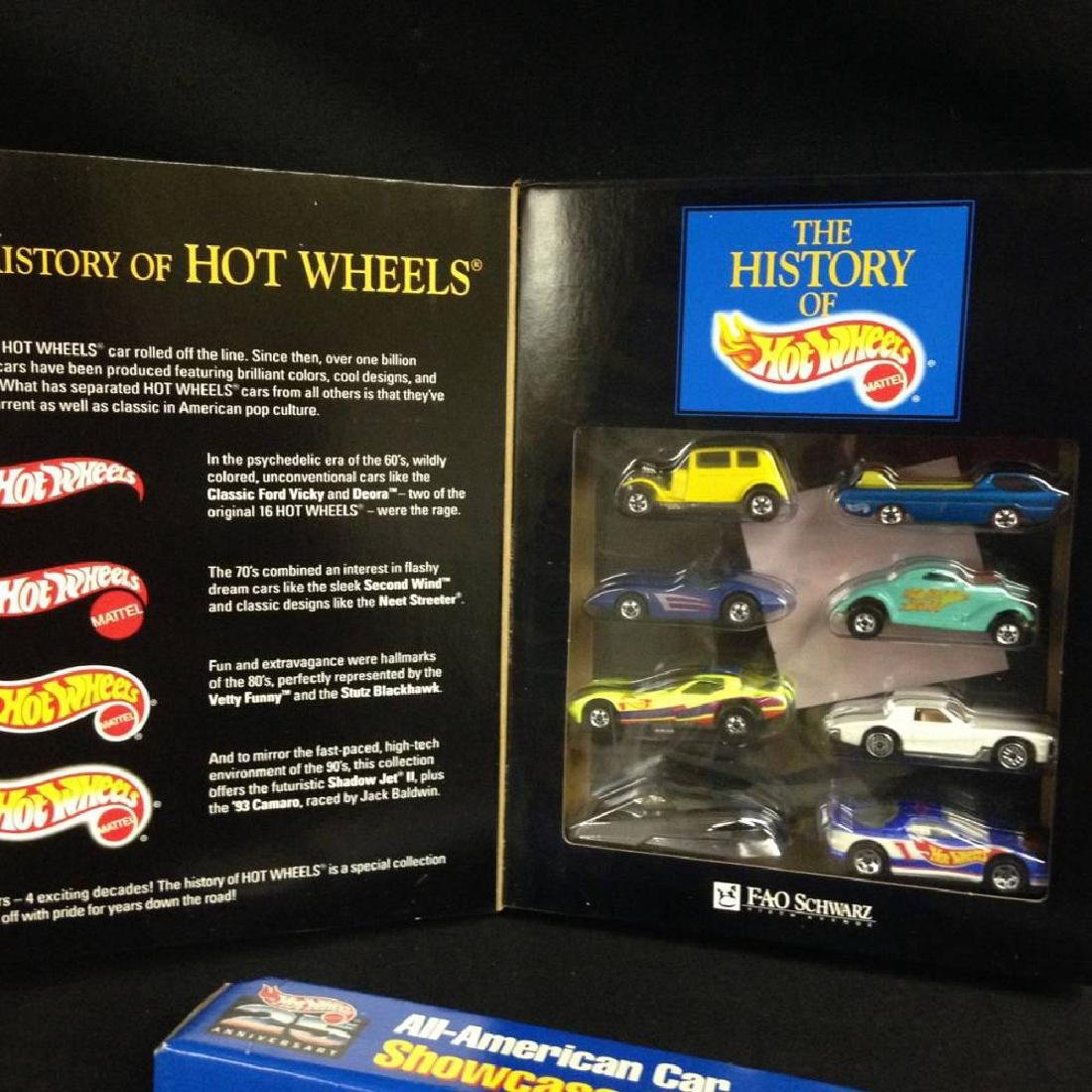 Lot Of Collector Hot Wheel Sets - 4