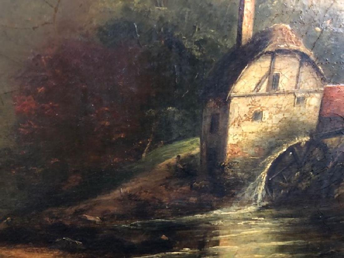 Continental School Oil Painting - unsigned - 3
