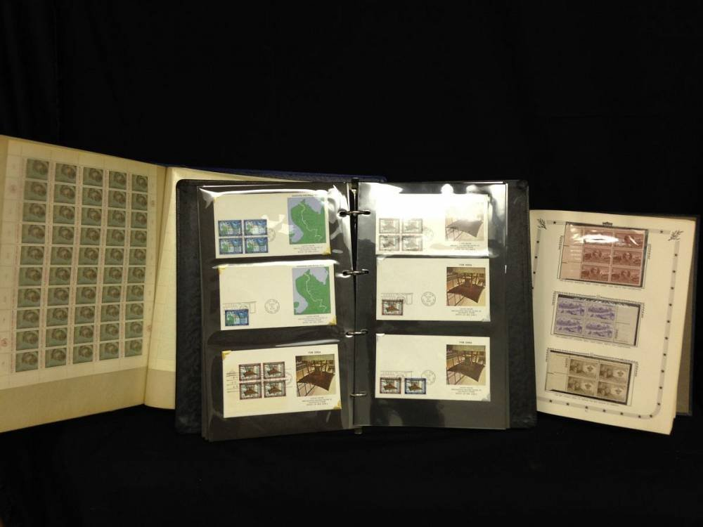 Lot Of World And UN Stamps Life Time Collection