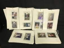 Lot Of Assorted Football Basketball And Baseball Cards
