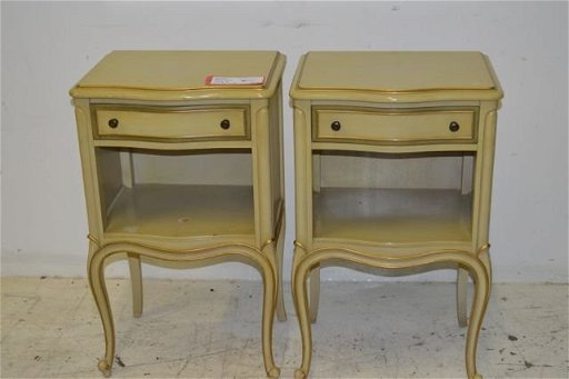Drexel Touraine French Provincial Nightstands Qty 2