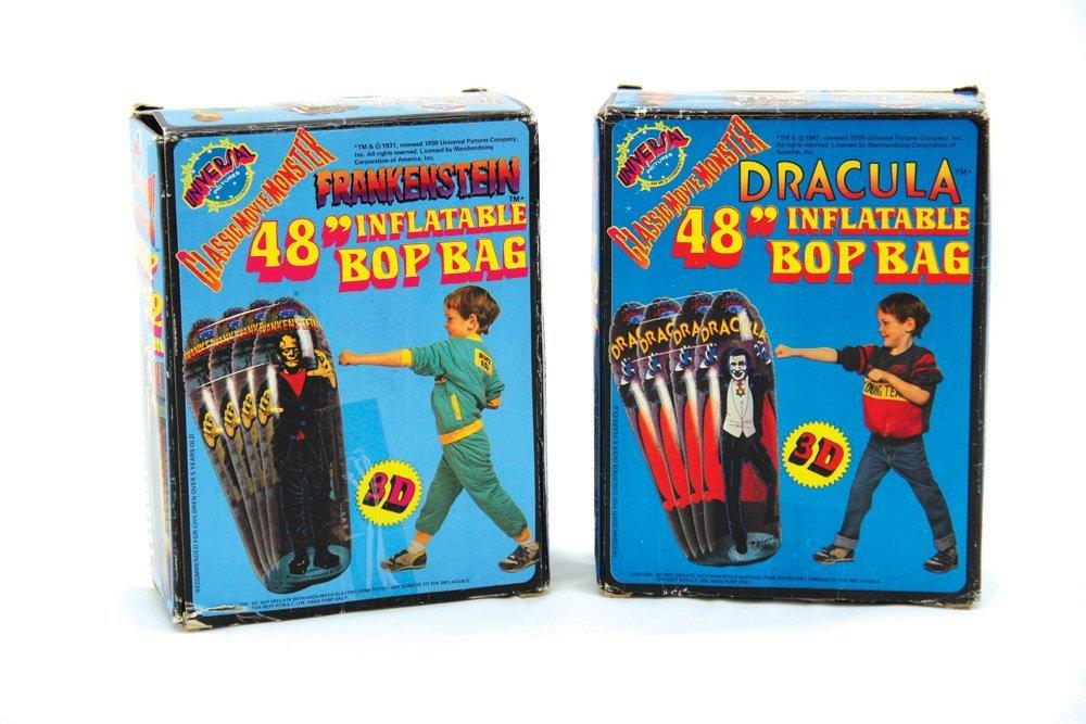 Set of 2 Monster Bop Bags