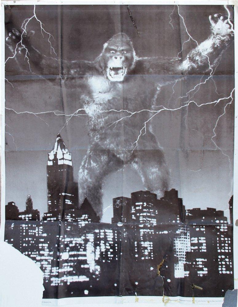 King Kong 6-Foot Poster