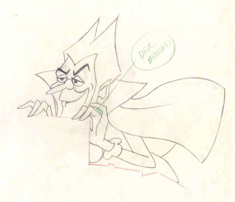 Three Frankenberry & Count Chocula Animation Cels - 5