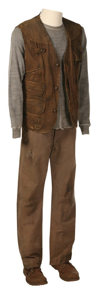 Gale Hawthorne District 12 Costume