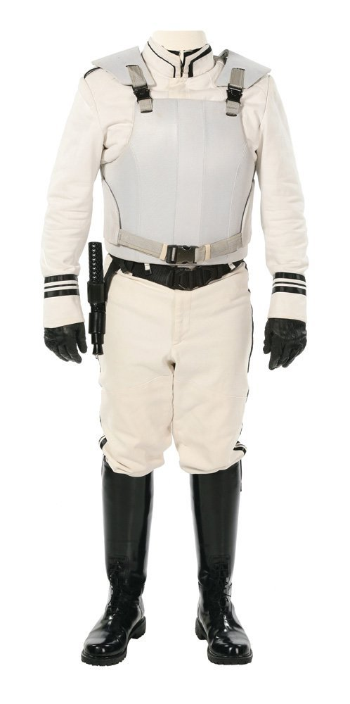 Complete Peacekeeper Uniform from The Hunger Games