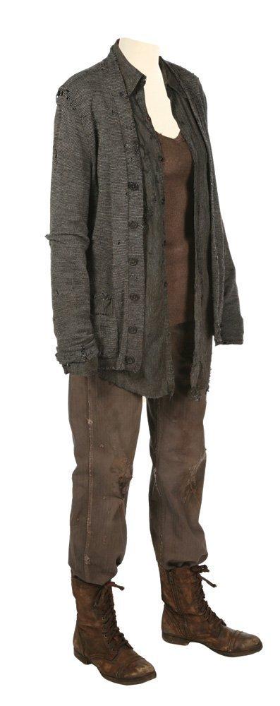 Katniss Flashback Costume