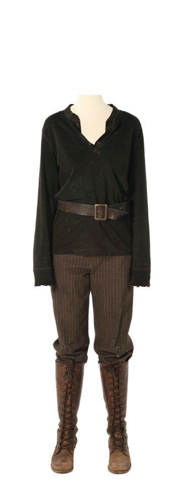 Katniss Hunting Costume