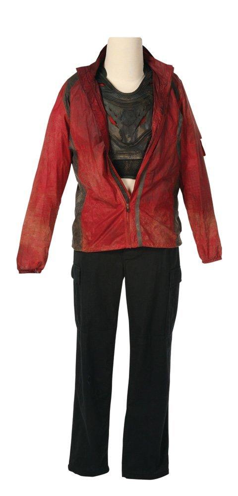 News Reel Victor Costume