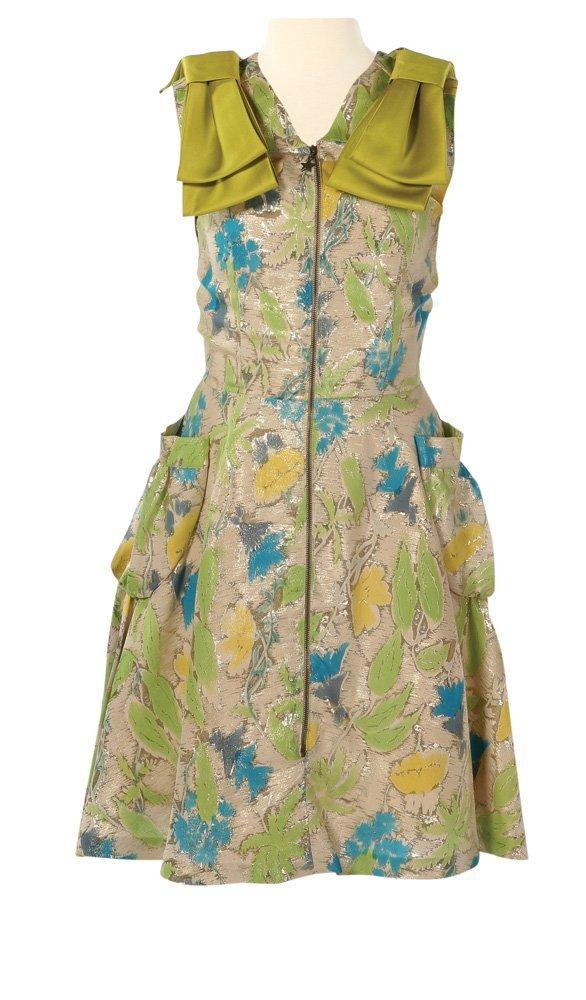 Capitol Citizen Floral Dress