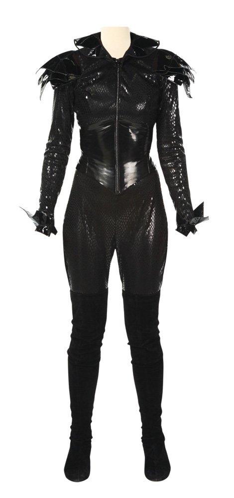 Katniss Chariot Costume