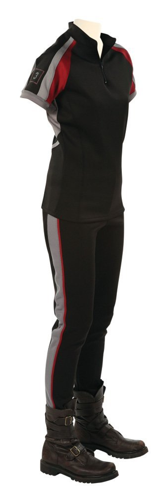 District 3 Male Training Costume
