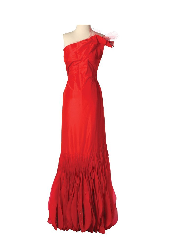 Katniss Interview Dress