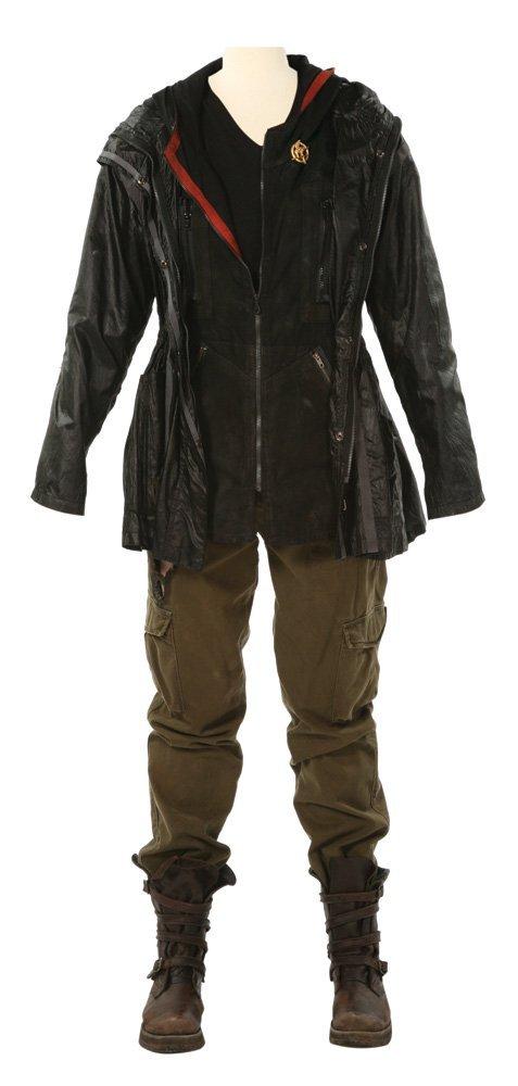 Katniss Distressed Arena Costume