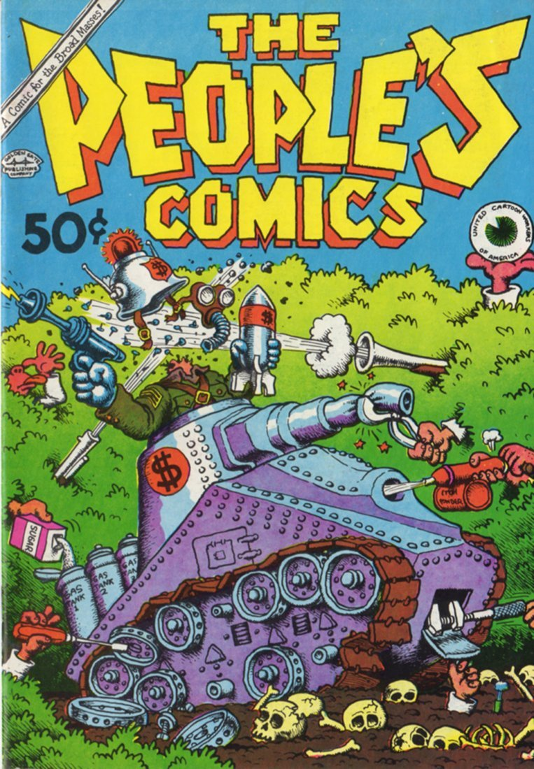 The People's Comics First Printing