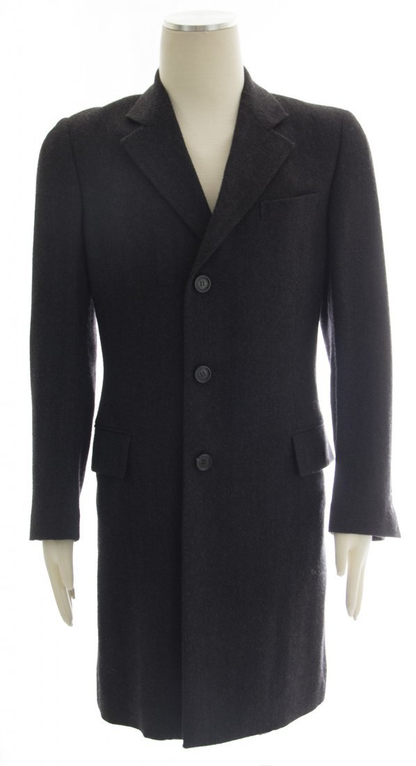 Mikael Blomkvist Overcoat from Girl with the Dragon