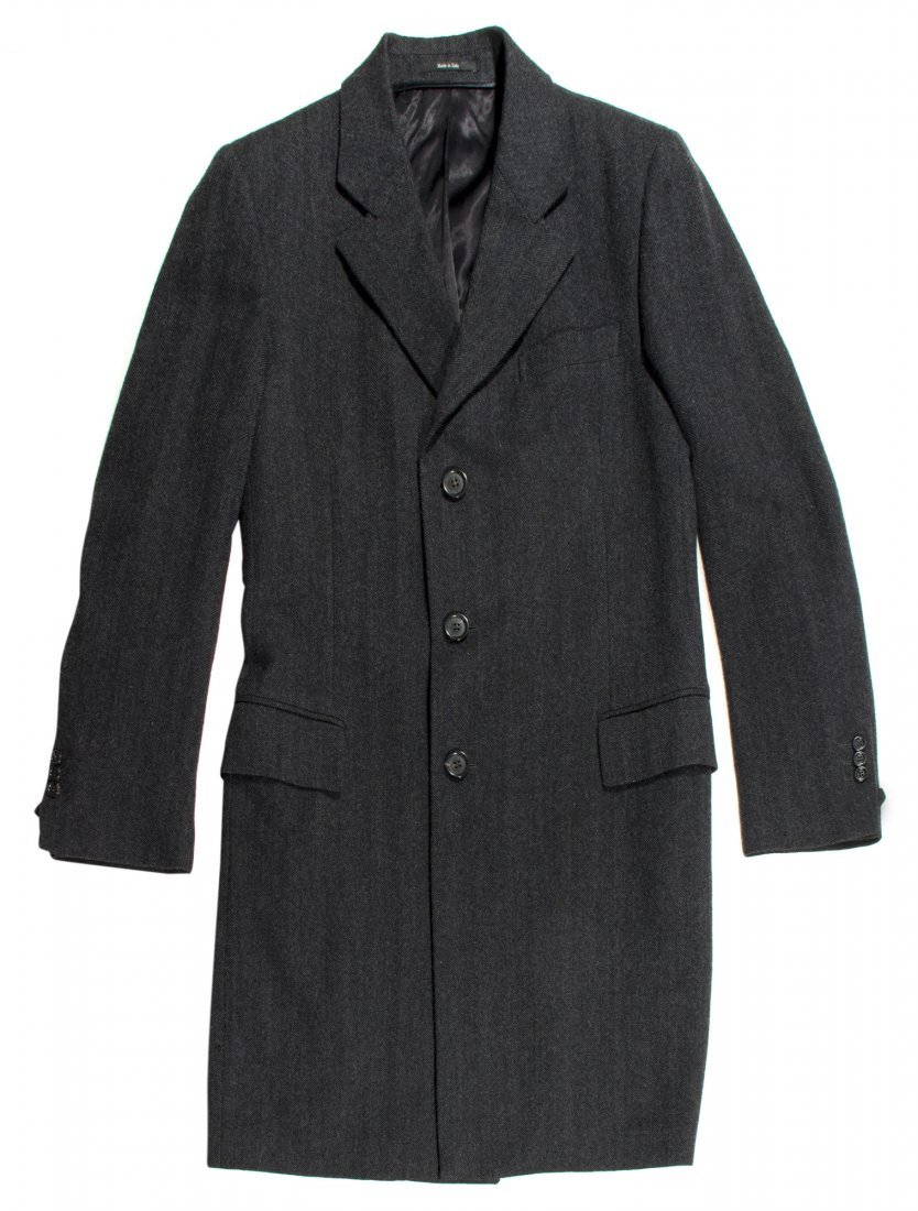 Mikael Blomkvist Overcoat from Girl with the Dragon - 2