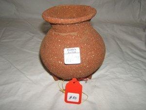 404: Pre-Columbian Tripod Jar