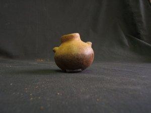 410: Pre-Columbian Globular Jar