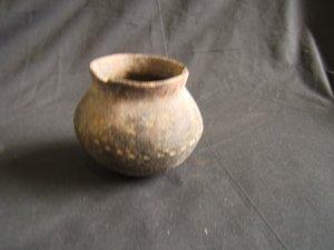 418: Pre-Columbian Globular Jar