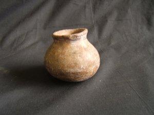 421: Pre-Columbian Globular Vessel