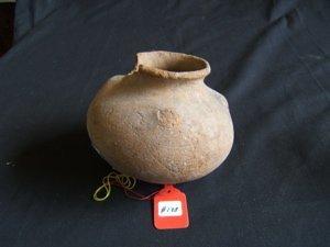 422: Pre-Columbian Globular Vessel