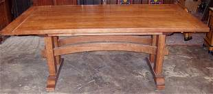 Contemporary Design Harvest Dining Table