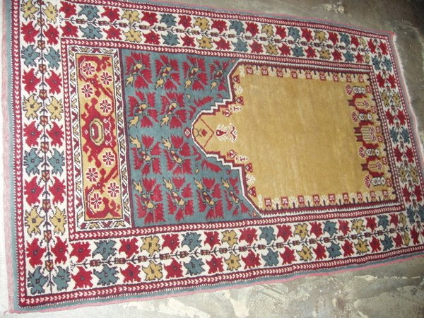 214: Middle Eastern Rug
