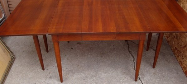 217: Willett Drop-leaf Dining Room Table Cherry - 3