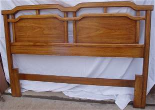 Thomasville Full or Queen Bed Oriental Style