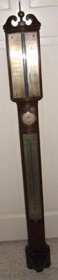 303: Antique Barometer Egerton Smith, Esquire & Co.