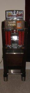 3: Antique Jennings Chief 25 Cent Slot Machine