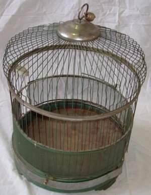 Deco Style Birdcage