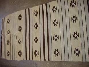 Navajo Indian Rug, Native American