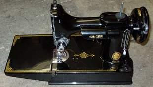 Singer Sewing Machine Model #221