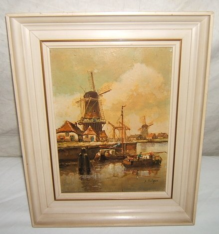15: Dutch Painting by A. Rutgers