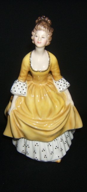 103: Royal Doulton Coralie Figure
