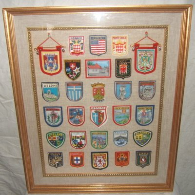 119: Patches in Frame of European Countries