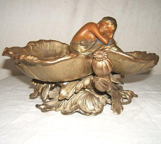 250: Antique Bronze Sculpture Circa 1880
