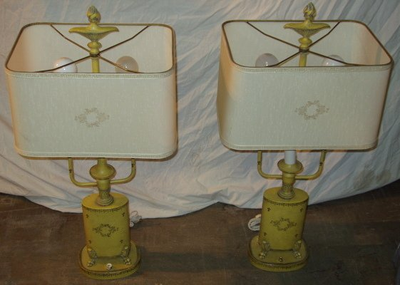 12: Decorative Table Lamps