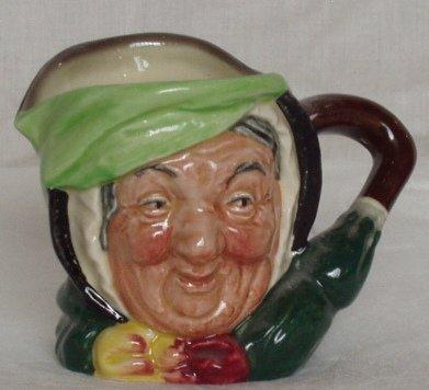 205: Royal Doulton Character Mug