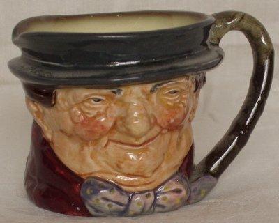 206: Royal Doulton Character Mug
