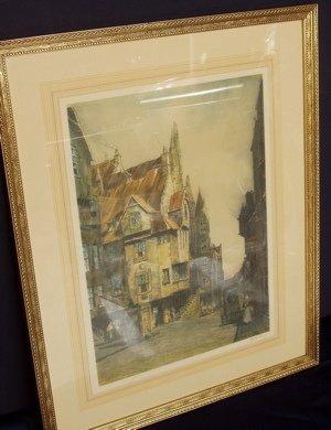 429: Artist Claude Dowal European Scene