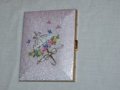 7: Enameled Cigarette Case