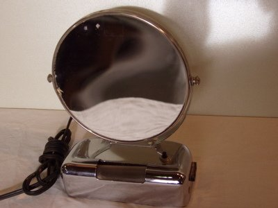 16: Deco Style Lighted Mirror