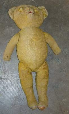 Antique Jointed Bear